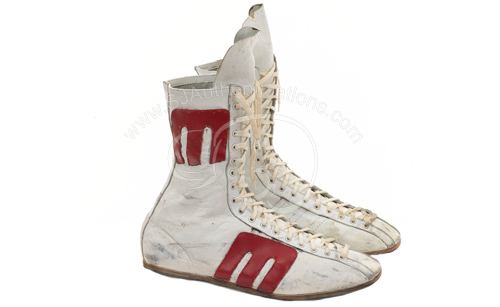 Muhammad Ali's Shoes